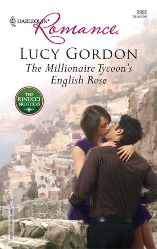 Image for The Millionaire Tycoon's English Rose (Harlequin Romance)