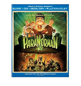 ParaNorman (Blu-ray + DVD + Digital Copy + UltraViolet) from Focus Features