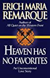 img - for Heaven Has No Favorites: A Novel book / textbook / text book