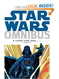 Star Wars Omnibus: A Long Time Ago... Vol. 3 by Chris Claremont,&#32;Michael Fleisher,&#32;Archie Goodwin and David Michelinie