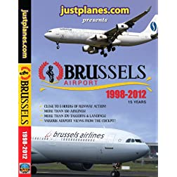 WORLD AIRPORTS : Brussels (1998-2012)