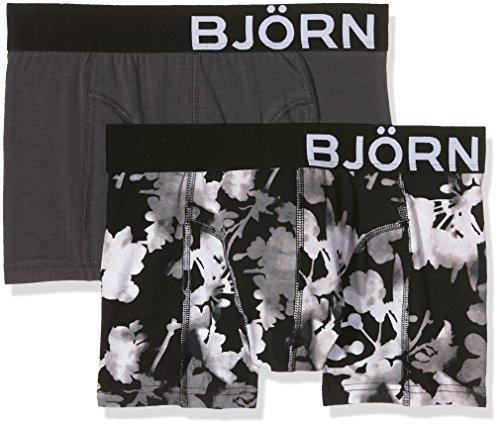 bjorn-borg-bb-blossom-pack-of-2-boxer-homme-multicolore-noir-xx-large