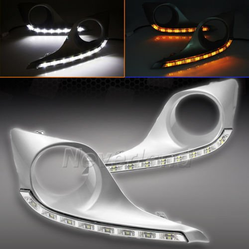 embiofuelstm-car-accessories-led-drl-daytime-running-light-for-toyota-highlander-2011-2012-2013-with