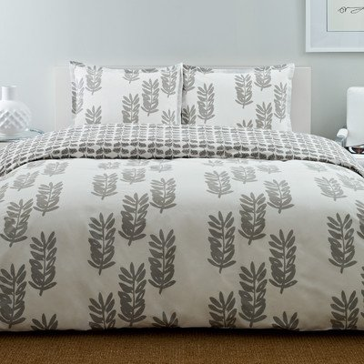 Twin Comforter Set (City Scene Paloma Leaf)