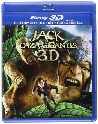 Jack, El Caza Gigantes (BD 3D + BD 2D + Copia