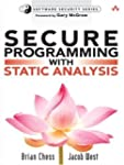 Secure Programming with Static Analys...