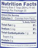 Torani Sugar Free Syrup, Chocolate Macadamia Nut, 25.4 Ounce (Pack of 4)