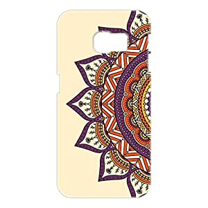 a AND b Designer Printed Mobile Back Cover / Back Case For Samsung Galaxy S6 Edge (SG_S6Edge_3D_2001)