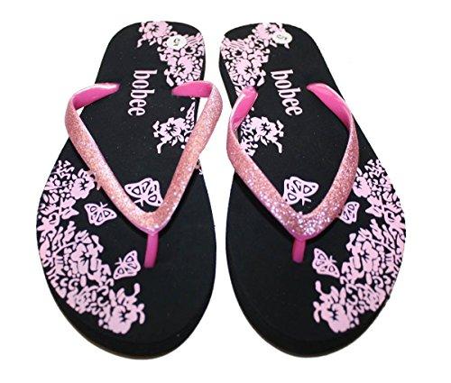 Flower Flip Flops front-579360