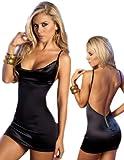 Backless Black Dress – Sexy Sleeveless Style thumbnail
