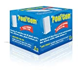 Toucan Pool Gom Box of 5 Magic Rubbers for Pool and Spa Blue