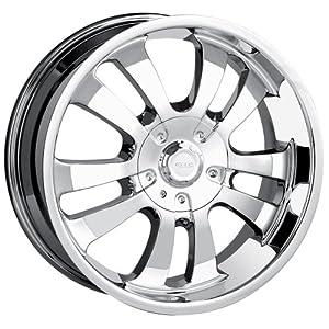 20×8.5 DIP D10 (Chrome) Wheels/Rims 5×127/135 (D10-2853C)