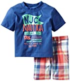 Nautica Baby-Boys Infant Njc Short Set