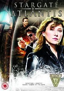 Stargate Atlantis - Season 5 Vol.5 [DVD]