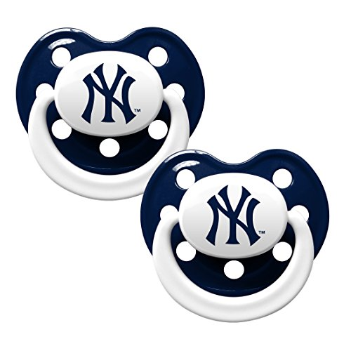 Baby Fanatic Pacifier, New York Yankees - 1