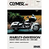 Clymer Harley Davidson FLH/FLT Twin Cam 88/103 Manual M430-4