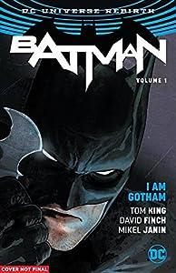 Batman Vol. 1: I Am Gotham (Rebirth) at Gotham City Store