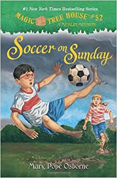 Soccer on Sunday Hardcover – May 27, 2014