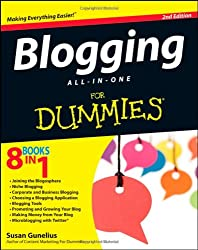 Blogging All-in-One For Dummies