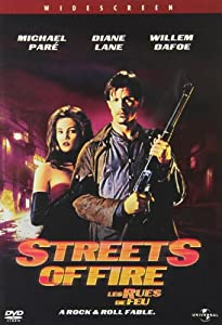 Streets of Fire (Widescreen) (Bilingual)