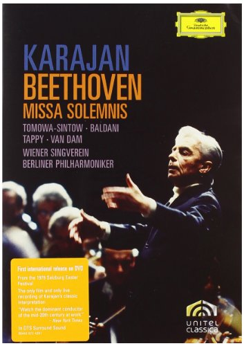 Beethoven - Missa Solemnis In D Major, Op.123 [DVD] [2008]