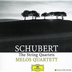 Franz Schubert: String Quartet (in various keys) D 18 (No.1) - 2. Menuetto