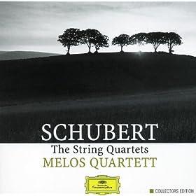 Schubert: String Quartet No.15 in G, D.887 - 3. Scherzo (Allegro vivace)