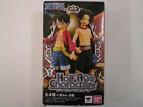 One Piece Half Age Characters ONEPIECE vol.01 Usopp separately by ver Half Age Characters vol.1 figure BANDAI Bandai