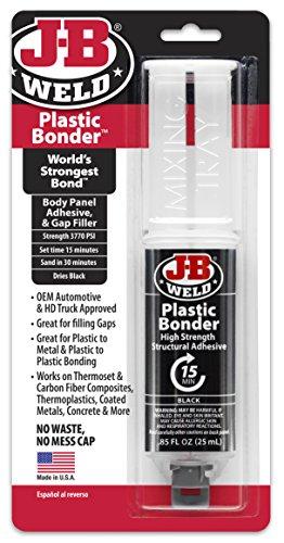 j-b-weld-50139-plastic-bonder-body-panel-adhesive-and-gap-filler-syringe-dries-black-25-ml