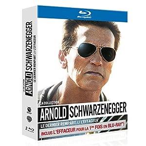 La Collection Arnold Schwarzenegger - Le dernier rempart + L'effaceur [Blu-ray]
