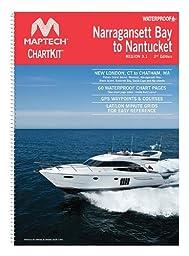 Narragansett Bay to Nantucket Chart Kit