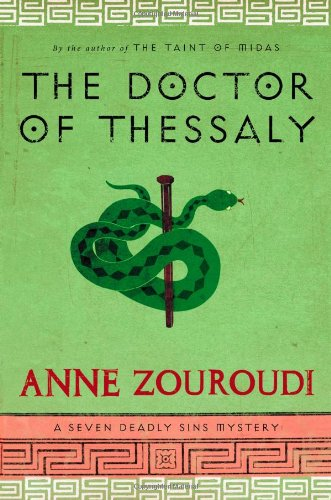 Image of The Doctor of Thessaly: A Seven Deadly Sins Mystery (Seven Deadly Sins Mysteries)