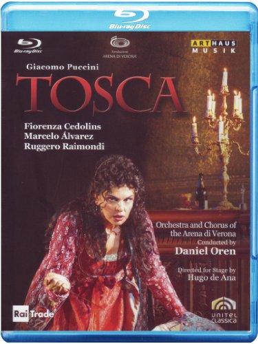 Giacomo Puccini: Tosca [Blu-ray]