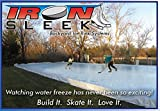 Skating Rink Kit Size: 30' x 45'