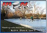 Skating Rink Kit Size: 20' x 46'
