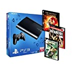 Sony PS3 Super Slim 500 GB (Black)