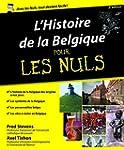 Histoire de la Belgique Pour les Nuls...