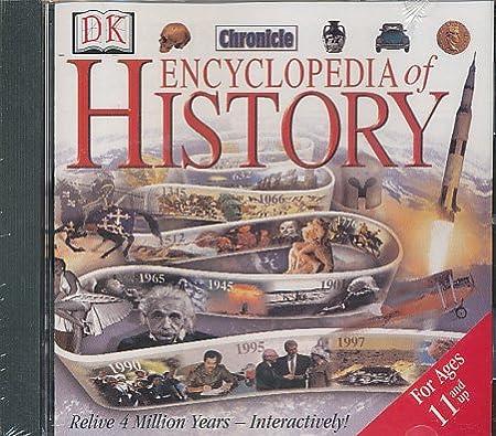 DK ENCYCLOPEDIA OF HISTORY