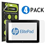 Evecase Crystal Clear & Anti-Glare Anti-Fingerprint Matte Screen Protector Mix Set for HP ElitePad 900 (G1) Windows 8 Pro 10.1-inch Tablet PC