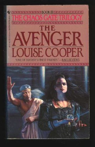 The Avenger (Chaos Gate, No 3), LOUISE COOPER