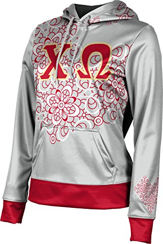 ProSphere Women's Chi Omega Foxy Pullover Hoodie (X-Small) (Chi Omega Hoodie compare prices)