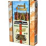 Andean Dream Quinoa and Corn Fusilli Pasta, 8-Ounce