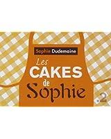 Les cakes de Sophie : Toutes les recettes
