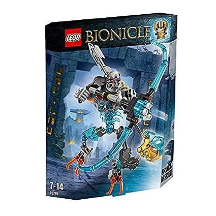 LEGO Bionicle - 70791 - Jeu De Construction - Le Crâne Guerrier