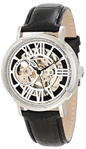 """Stuhrling Original Men's 168S.33151 """"Classic"""" Stainless Steel Automatic Watch..."""