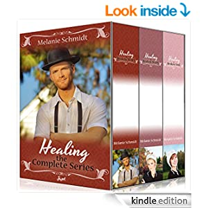 Love's Healing Touch Trilogy Series Boxed Set: Vol 1,2,3