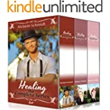 Love's Healing Touch Trilogy Series Boxed Set: Vol 1,2,3 (Amish Romance): An Amish Christian Romance Boxed Set Bundle