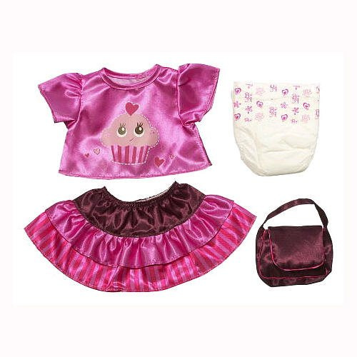 Baby Alive All Dolled Up Dress-up Set