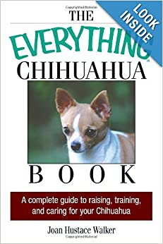 The Everything Chihuahua Boo