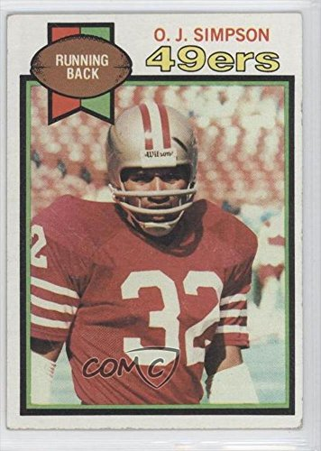 O.J. Simpson (Football Card) 1979 Topps #170 (Oj Simpson Football Card compare prices)